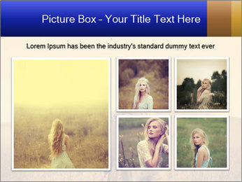 Attractive model PowerPoint Templates - Slide 19