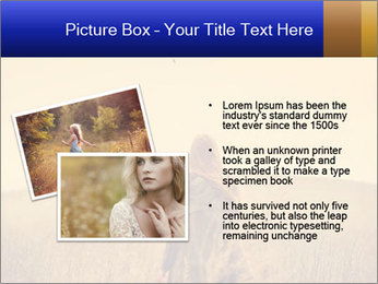Attractive model PowerPoint Template - Slide 20