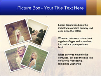 Attractive model PowerPoint Templates - Slide 23