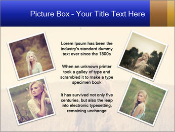 Attractive model PowerPoint Templates - Slide 24