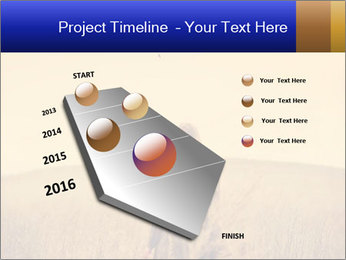 Attractive model PowerPoint Templates - Slide 26