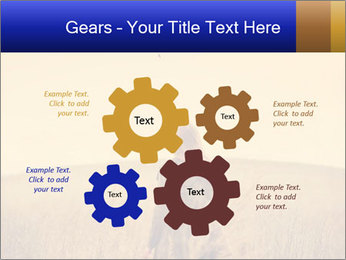 Attractive model PowerPoint Templates - Slide 47
