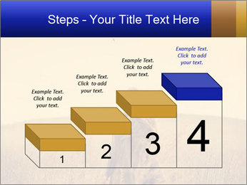 Attractive model PowerPoint Template - Slide 64