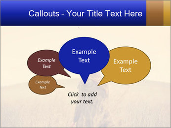 Attractive model PowerPoint Templates - Slide 73