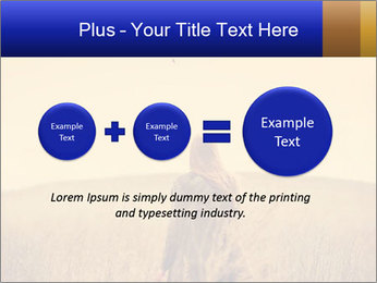 Attractive model PowerPoint Templates - Slide 75