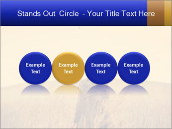 Attractive model PowerPoint Templates - Slide 76