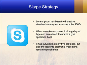 Attractive model PowerPoint Template - Slide 8
