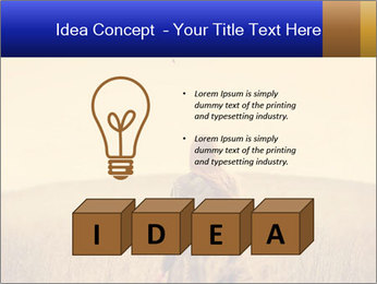 Attractive model PowerPoint Template - Slide 80
