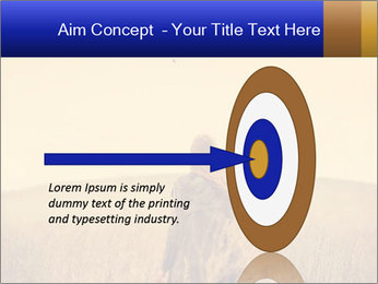 Attractive model PowerPoint Template - Slide 83