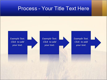 Attractive model PowerPoint Templates - Slide 88