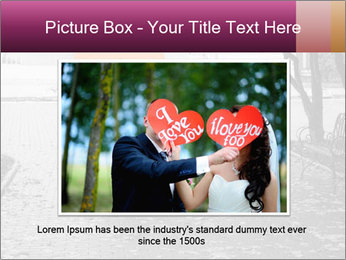 Lovers couple PowerPoint Template - Slide 15