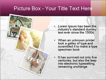 Lovers couple PowerPoint Template - Slide 17