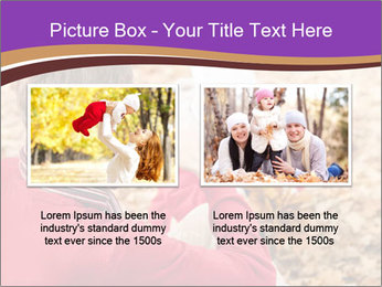 Man taking autumn outdoor PowerPoint Templates - Slide 18