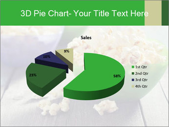 Popcorn in plastic bowls PowerPoint Templates - Slide 35