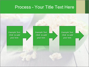 Popcorn in plastic bowls PowerPoint Templates - Slide 88