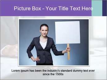 Businessman Making Notes PowerPoint Template - Slide 15