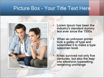 Couple meeting PowerPoint Template - Slide 13