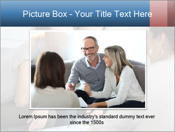 Couple meeting PowerPoint Template - Slide 15
