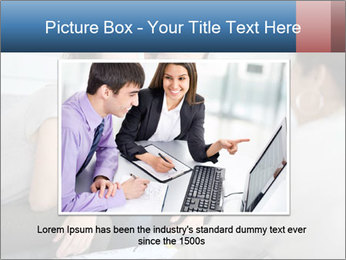 Couple meeting PowerPoint Template - Slide 16
