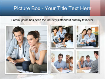 Couple meeting PowerPoint Template - Slide 19