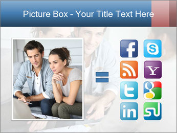 Couple meeting PowerPoint Template - Slide 21