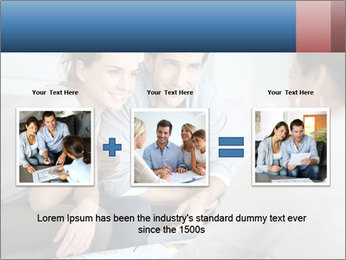 Couple meeting PowerPoint Template - Slide 22