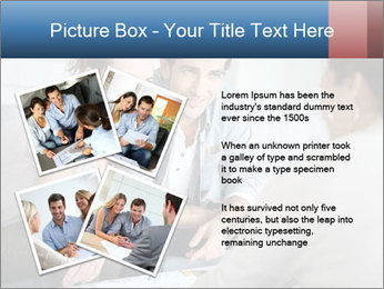 Couple meeting PowerPoint Template - Slide 23
