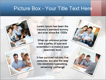Couple meeting PowerPoint Template - Slide 24