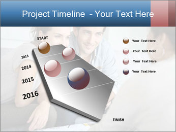 Couple meeting PowerPoint Template - Slide 26