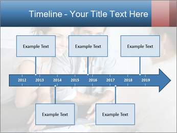 Couple meeting PowerPoint Template - Slide 28