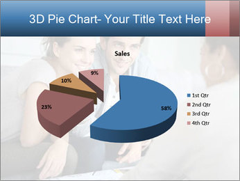 Couple meeting PowerPoint Template - Slide 35