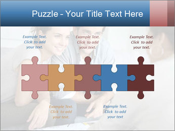 Couple meeting PowerPoint Template - Slide 41
