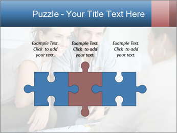 Couple meeting PowerPoint Templates - Slide 42