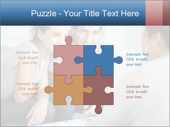 Couple meeting PowerPoint Templates - Slide 43