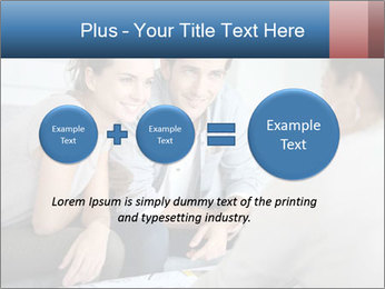 Couple meeting PowerPoint Template - Slide 75