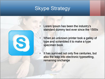Couple meeting PowerPoint Template - Slide 8