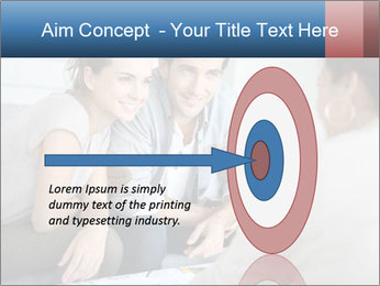 Couple meeting PowerPoint Template - Slide 83