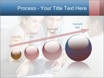 Couple meeting PowerPoint Template - Slide 87