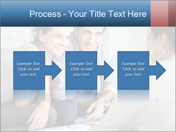 Couple meeting PowerPoint Template - Slide 88