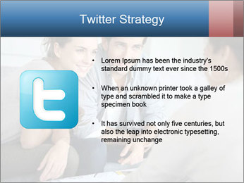 Couple meeting PowerPoint Template - Slide 9