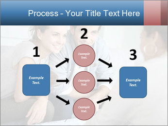 Couple meeting PowerPoint Template - Slide 92