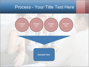 Couple meeting PowerPoint Template - Slide 93