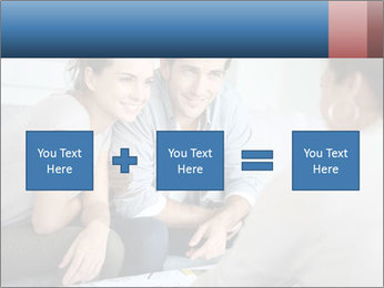 Couple meeting PowerPoint Template - Slide 95