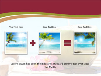 Tropical fresh coconut cocktail PowerPoint Template - Slide 22