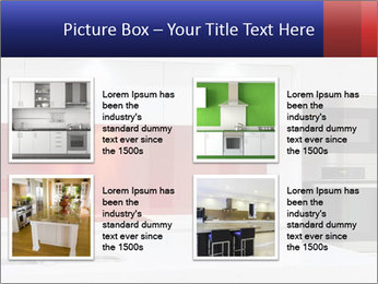 New modern minimalistic kitchen PowerPoint Template - Slide 14