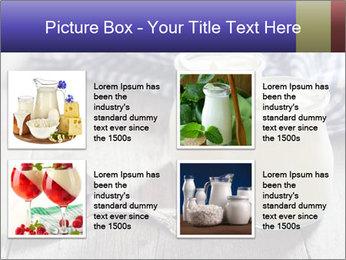 Greek yogurt in a glass PowerPoint Templates - Slide 14