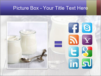 Greek yogurt in a glass PowerPoint Templates - Slide 21