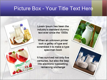 Greek yogurt in a glass PowerPoint Templates - Slide 24