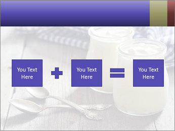 Greek yogurt in a glass PowerPoint Templates - Slide 95