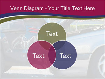 Auto accident involving two cars on a city street PowerPoint Templates - Slide 33